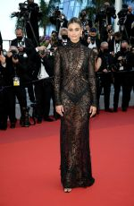Taylor Hill Attending the De Son Vivant screening at the Cannes Film Festival in France