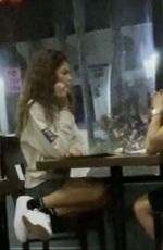 Tom Holland & Zendaya Hit up a Thai joint near universal studios in Los Angeles