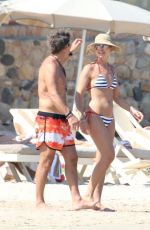 Valeria Mazza Relax on the beach while on holiday in Sardegna