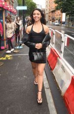 Vanessa Bauer Arrives at Be More Chill Press Night in London