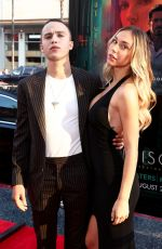Alexis Ren At Reminiscence Premiere in Hollywood