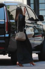 Angelina Jolie Leaving an office building in Beverly Hills