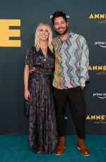 Anna Camp At Annette Special Screening in Hollywood