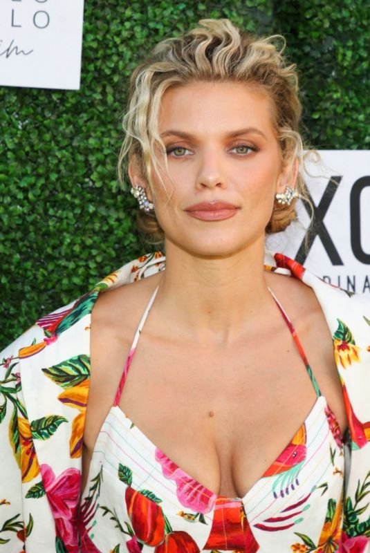 AnnaLynne McCord Attends the Badass DoGooders Launch To Unite Good Humans at Popl HQ in Los Angeles