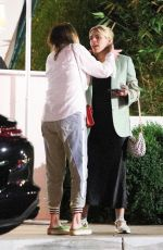 Busy Philipps & Christa Miller Snap a selfie together after dinner in West Hollywood