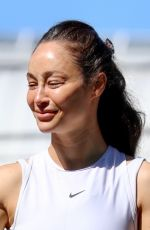 Cara Santana Brings the cutest gym partner to her training session in West Hollywood