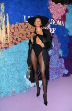 Cindy Bruna Attends the LuisaViaRoma for Unicef event