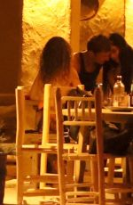 Dua Lipa And boyfriend Anwar Hadid spotted out for lunch during their romantic holiday out in Ibiza