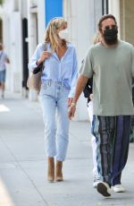 Heidi Klum Out shopping in Beverly Hills