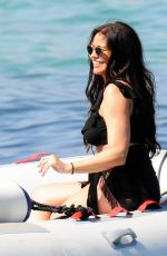 Jessica Wright With her fiance William Lee-Kemp out on their holiday in Palma De Mallorca