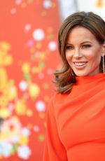 Kate Beckinsale Attending the premiere of The Suicide Squad in Los Angeles