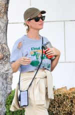 Katy Perry Rocks a vintage Pink Floyd crop top tee during a casual outing in West Hollywood