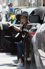 Kesha Is pictured heading out to run errands in Los Angeles