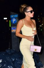 Lady Gaga Seen on the streets of Manhattan in New York City