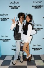 Madison Beer At boohoo x Madison Beer Launch Event in LA
