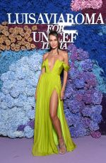 Marianne Fonseca Attends the LuisaViaRoma for Unicef event