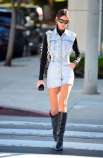 Marianne Fonseca Seen out and about in Los Angeles