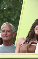 Megan Fox Attends Day 3 of Lollapalooza in Chicago