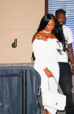 Megan Thee Stallion Attends the 18th Anniversary of 40/40 club in New York