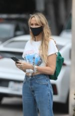 Miley Cyrus & her mother Tish Cyrus step out to shop for new furniture in Los Angeles