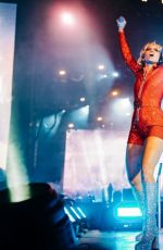Miley Cyrus Performing at Lollapalooza 2021 in Chicago