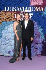 Nicky Hilton Attends the LuisaViaRoma for Unicef event