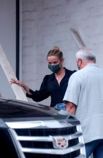 Reese Witherspoon Leaving a skin care center in Beverly Hills