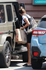 Shay Mitchell Keeps it casual while stopping by the market in Los Angeles