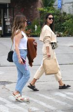 Shay Mitchell Keeps it on the casual side of things while grabbing lunch in Silver Lake