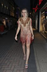 Sophie Tea Pictured at the launch in Carnaby Street, London