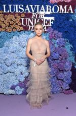 Sydney Sweeney At LuisaViaRoma for UNICEF event in Italy