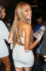 Winnie Harlow Looks stunning while out in Los Angeles