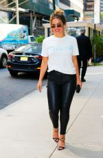 Addison Rae Is seen out and about in New York City