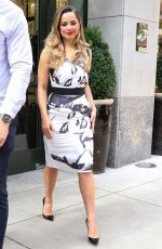 Addison Rae Seen out and about in Manhattan in New York City