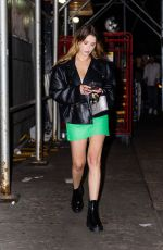 Ashley Benson Out on the town in New York