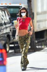 Bella Hadid Seen out and about in Manhattan