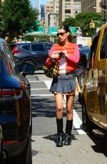 Bella Hadid Spotted stepping out in Soho