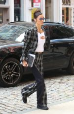 Bella Hadid Stepping out in New York City