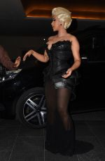 Cardi B Arrives at a Photocall for