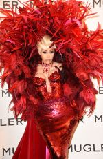 Cardi B At Thierry Mugler: Couturissime Exhibition Opening Ceremony held at the Museum of Fine Arts in Paris