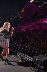 Carrie Underwood Performs onstage during the CMA Summer Jam 2021 at Ascend Amphitheater in Nashville