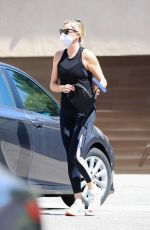 Charlize Theron Heading to a salon in West Hollywood