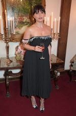 Daisy Lowe At Bird in Hand Wines Sparkling 2021 dinner at Fortnum & Mason in London