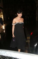 Daisy Lowe Attends the launch event for the Aubin Arms in London