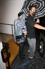 Demi Lovato Keeps a low profile leaving after dinner at E Baldi in Beverly Hills