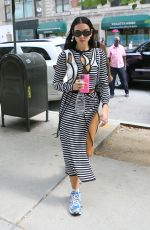 Dua Lipa Heads out in New York City