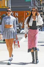 Dua Lipa Out and about in New York