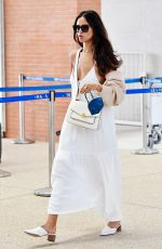 Eiza Gonzalez At the airport in Venice, Italy