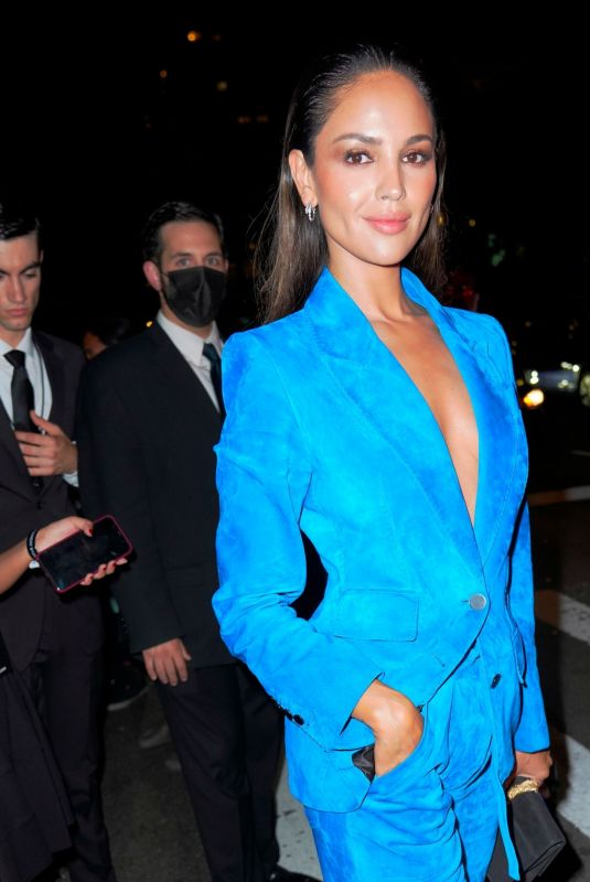Eiza Gonzalez At the Tom Ford show during Fashion Week in New York