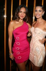 Eiza Gonzalez Attends Kacey Musgraves Met Gala after party in New York